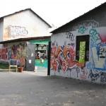 ingresso da via Bertelli