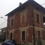 vista dalla via De Gasperi